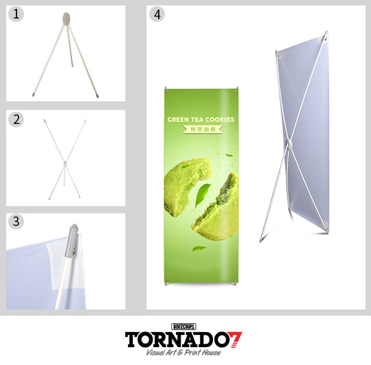 x-stand bunting – tornado7design3