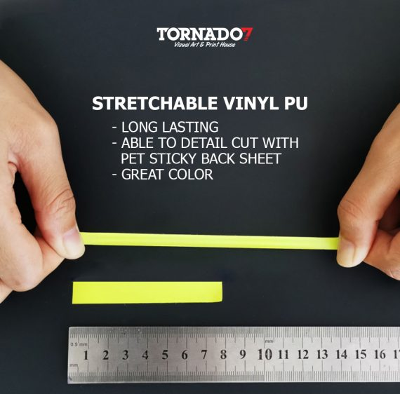 vinyl-stretchable