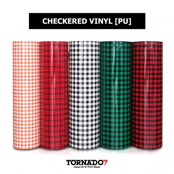 checkered-VINYL-product-cover